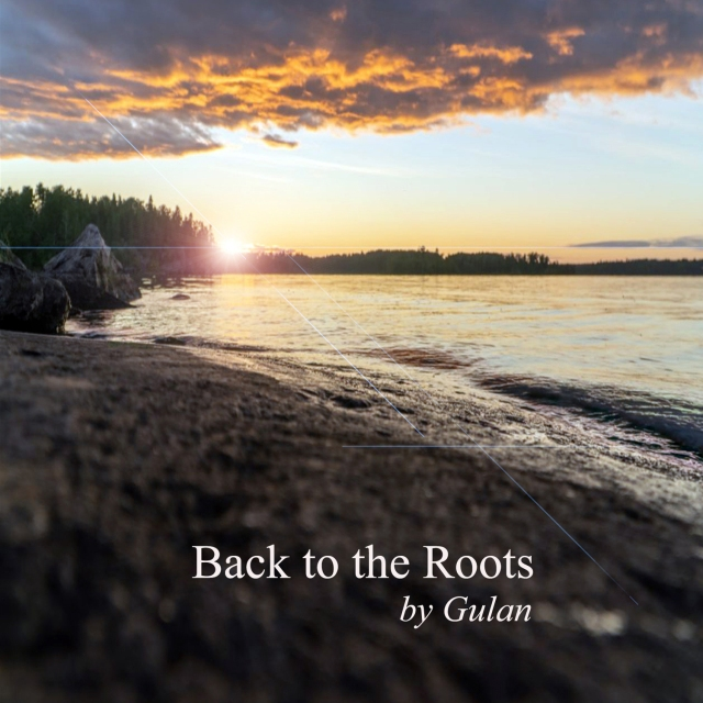 Back to the Roots by Gulan. Ambient Space music Album