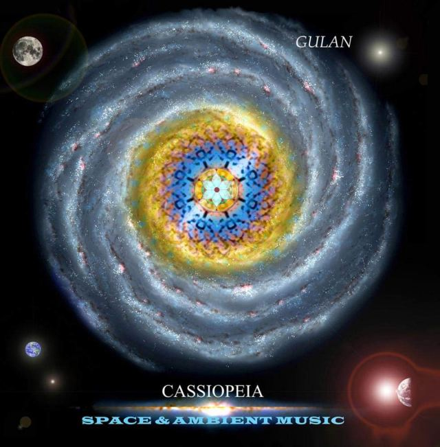 Space Ambient Music by Gulan. Cassiopeia album