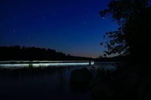 Night sky/ Photo by Nikita Zakharkin